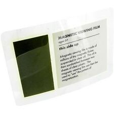 Magnetic Field Viewing Film Laminated Card