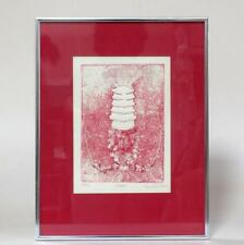 """Judy Severson Lobster Print Signed and Numbered 14"""" x 18"""" tall"""
