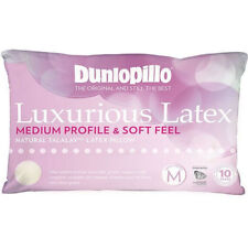 Dunlopillo Talalay Latex Luxurious Medium Profile & Soft Feel Pillow RRP $129.95