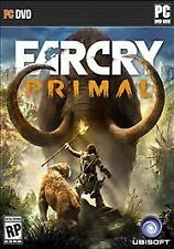 Far Cry Primal Standard Edition for PC - Physical DVD -  BRAND NEW - eBay GSP