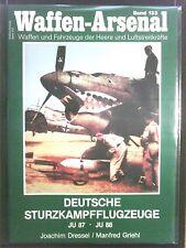 Waffen-Arsenal   Band 133    Deutsche Sturzkampfflugzeuge    in Schutzhülle