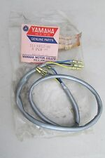 NOS YAMAHA TAIL LIGHT LAMP WIRE CORD CS5 DT1 MX LS2 RD 200 RT1 TX 750 214-84517