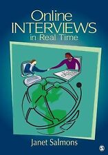 Online Interviews in Real Time, Janet Salmons, Good Book