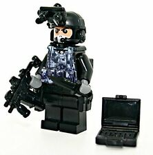 "Call of Duty ""Ghost"" Commando Minifigure made with real LEGO(R) parts"