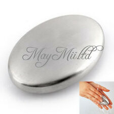 Stainless Steel Soap Eliminating Kitchen Bar Odor Smell Practical Hot Sales E