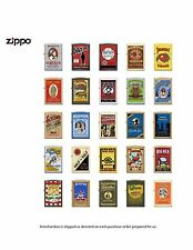 Zippo Lighters Tobacco Tin FULL SET Tobacco Tin Series No 2 Limited Edition RARE