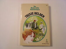 Trixie Belden #17, The Mystery of the Uninvited Guest, Paperback
