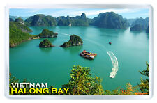 HALONG BAY VIETNAM MOD3 FRIDGE MAGNET SOUVENIR IMAN NEVERA