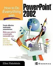 How to Do Everything with PowerPoint(R) (How to Do Everything)-ExLibrary