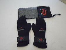 Karbon Flex Pinnacle Black Scuba Gloves DO280 S Small Karbonflex