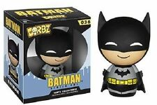 Funko Pop Dorbz Batman Black Suit Bruce Wayne Dc Comics Movie Vinyl Figure #36