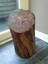 Unique Hand Crafted Spalted Beech Door Stop/Wood Centre Piece/Wedding Display