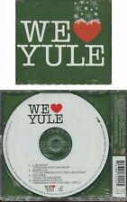 WE LOVE YULE (CD Maxi) 2000 I Am Kloot, The Bees,...