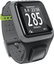 TomTom Runner GPS Running Watch - Dark Grey Certified Refurbished