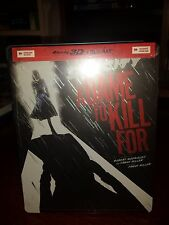 Frank Miller's Sin City A Dame To Kill For Blu-ray 3D & Blu-ray Steelbook