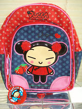 CLEARANCE Pucca Funny Love Girls School Bag/Rucksack/Backpack BNWT