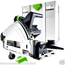 PLUNGE CUT CIRCULAR SAW CORDLESS FESTOOL TSC 55 REB LI-BASIC 561737  festo tools