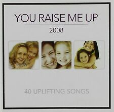 Various Artists-You Raise Me Up 2008 DOUBLE CD