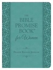 The Bible Promise Book for Women Prayer Edition Journal by Barbour Staff...