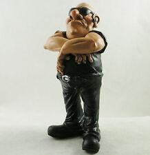 Guardia de seguridad   Club portero estatuilla padres Regalo Gorila estatua Cake Topper