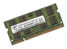 2GB RAM Speicher HP Notebook EliteBook 8530w + 8730w - DDR2 Samsung 800 MHz