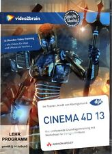 Cinema 4D 12 Das Umfassende Training