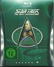Star Trek Next Generation Season 4 Blu-Ray Deutsche Ausgabe