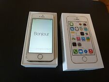 Apple  iPhone 5s - 16GB - Gold (Ohne Simlock) Smartphone