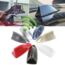 Special With Blank Radio Car Shark Fin Antenna Signal W/ 3M Fit Audi AM FM RADIO