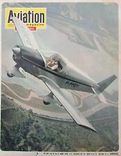 MAGAZINE AVIATION INTERNATIONAL N° 544 de AOUT 1970 LIORE LeO  AIR INTER ZENITH