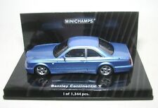 Bentley Continental T (blau) 1996