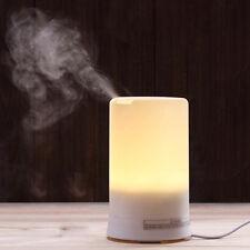 LED USB Aceite Esencial Ultrasónico Aire Humidificador Aroma terapia Difusor