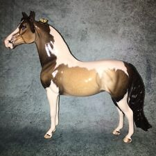 PETER STONE OOAK MORGAN- ON THE WING - GLOSSY - SOOTY BUCKSKIN PINTO