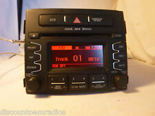 12 13 Kia Soul Radio Cd Mp3 Player Sirus Bluetooth ECO 96170-2K110WK Bulk 829