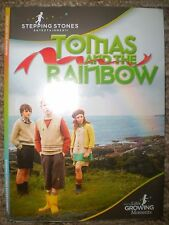 Tomas and the Rainbow (DVD 2009) STEPPING STONES ENTERTAINMENT VERSION FAST SHIP