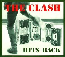 Hits Back [Digipak] by The Clash (CD, Sep-2013, 2 Discs, Sony Music)