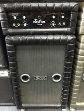 VINTAGE USA KUSTOM K100 GUITAR AMP BLACK  AMPLIFIER WILL TRADE LOCAL PICKUP ONLY