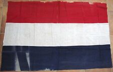 A Flag from the Coronation of King George VI - for hanging from windows? (2)