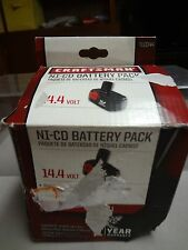 CRAFTSMAN - 130279002 - 14.4V - BATTERY - CORDLESS TOOL - WORKS WELL IN BOX