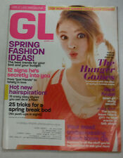 Girls' Life Magazine Hunger Games Willow Shields April/May 2012 051615R2