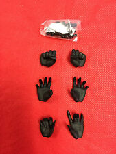 1/6 Sideshow Collectibles Catwoman figure HANDS ONLY JC