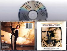 HARRY BELAFONTE - Paradise 1988 CD New Import