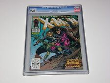The Uncanny X-Men #266 CGC 9.6 White Pages 1st Full Appearance of Gambit (1990)