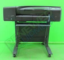 HP Color DesignJet 800 Wide Format Printer Plotter  C77798  #7