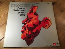 LP * OSCAR PETERSON SOLO PIANO  TRACKS MPS BASF 21 20879-6 * VINYL JAZZ * FOC