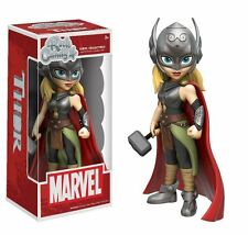 Marvel Rock Candy Lady Thor Vinyl Figure *BRAND NEW*