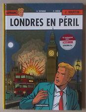 LEFRANC T.19  ** LONDRES EN PÉRIL  **  EO  2008