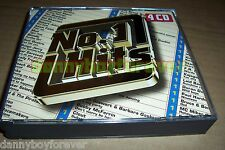 No. 1 Hits Number One 4 CD Box Set Seventies Eighties 70s 80s Like You Know What