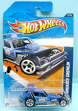 2076 HOT WHEELS / CARTE US / HW PERFORMANCE 2010 / AMC GREASED GREMLIN 1/64
