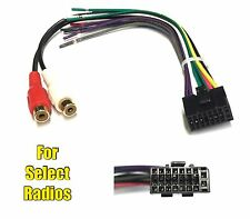 Car Stereo Radio Replacement Wire Harness Plug for some Dual 16 Pin Radios